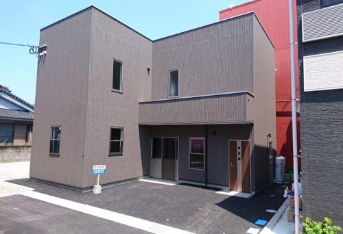 霧島市国分中央3丁目 貸しテナント (飲食店仕様) 2階 新築