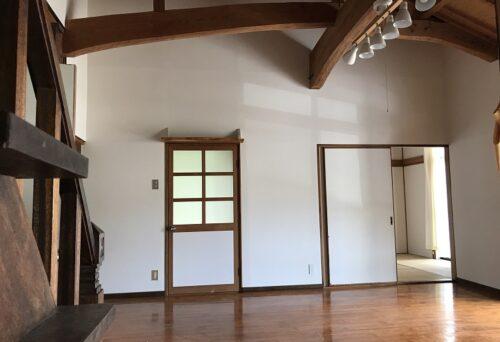1階 リビング(居間)