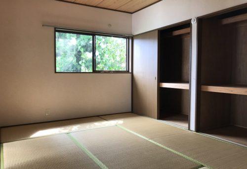 タケハウス 和室6帖(居間)