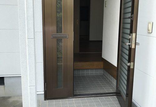 タケハウス 玄関(玄関)