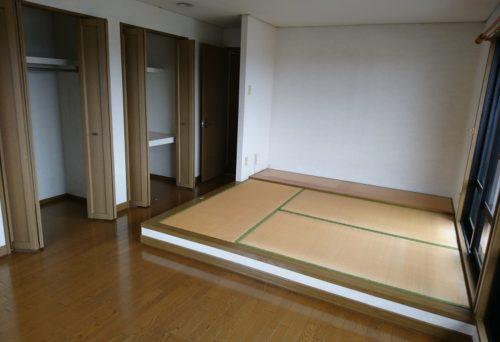 2階 洋室➁ 一部畳