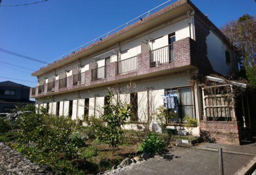 霧島市国分松木町 売アパート 2600万円 RC造 リフォーム中の売却です。
