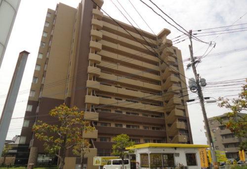 ※ご成約になりました 霧島市国分中央五丁目 売マンション 4LDK 1,980万円 眺望良好!